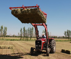 Hay and Forage Handling