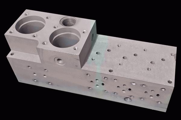 نمونه بلوک هیدرولیک هیدروصنعت