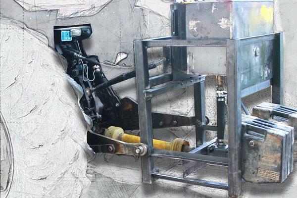 هیدرولیک تراکتور