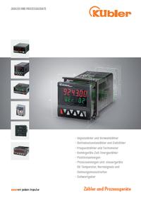 تجهیزات کانتر (شمارنده) و کنترل پروسه کوبلر