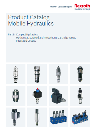 Product Catalogs Mobile Hydraulics Part 5 Compact Hydraulics RE90010-05_2016-07