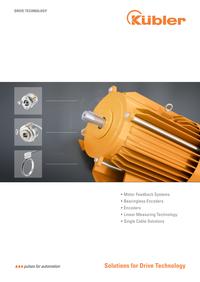 راهکارها و محصولات کوبلر برای سیستم های درایو و سرو