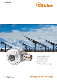 راهکارهای کوبلر برای انرژی خورشیدی