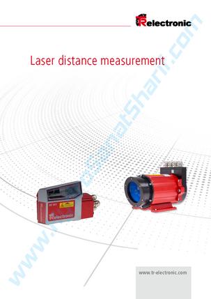 اندازه گیری موقعیت لیزری