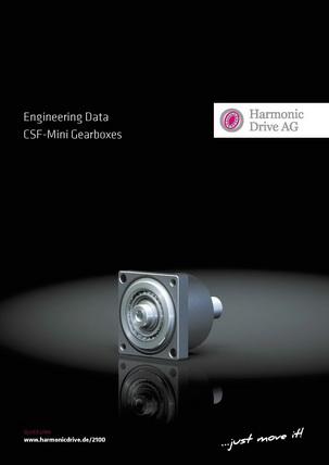 Gearbox CSF Mini