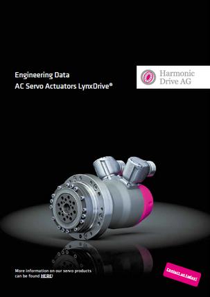 LynxDrive® Servo actuator